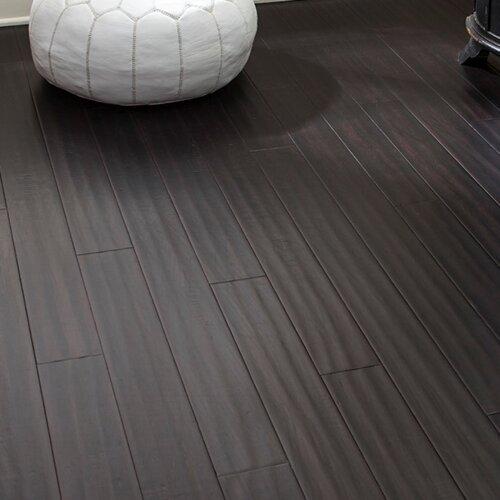 flooring hand scraped distressed 4 engineered strand bamboo flooring