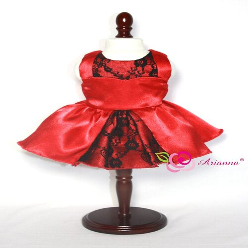 Holiday Kisses Party Dress for 18