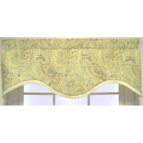 "RLF Home Mazon 50"" Curtain Valance"