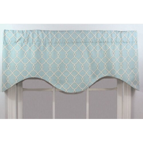 "RLF Home Chippendale 50"" Curtain Valance"
