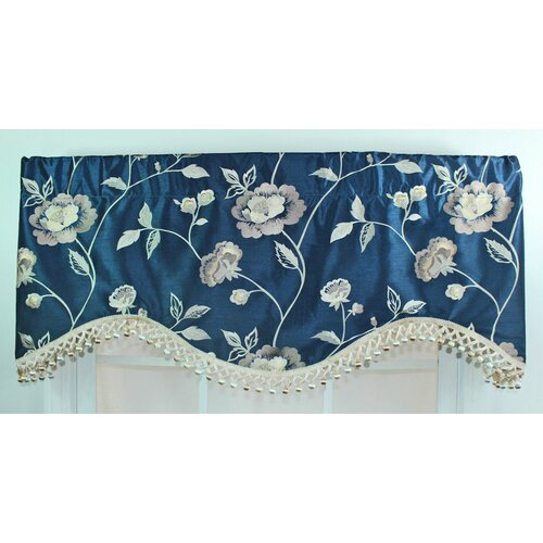 "RLF Home Bonita 50"" Curtain Valance"