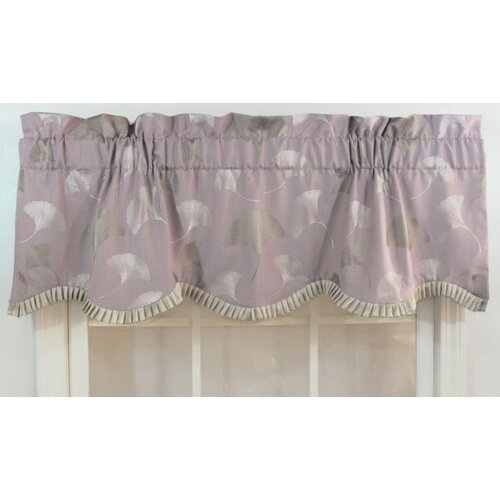 "RLF Home Fanfair Provance II 50"" Curtain Valance"