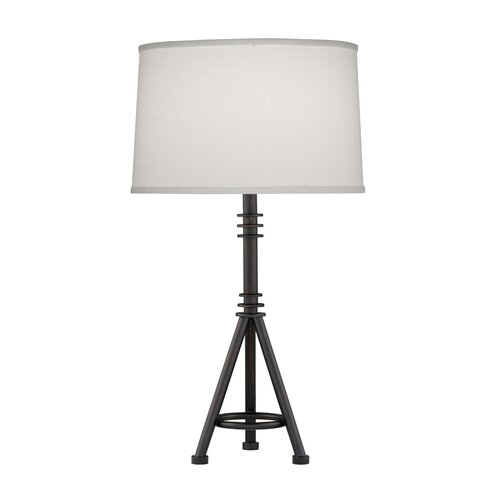 "Remington Lamp Company 29.5"" H Tripod 1 Light Table Lamp"