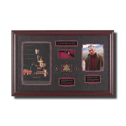 'Unforgiven' Framed Memorabilia