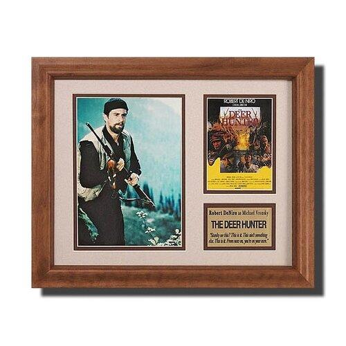 'The Deer Hunter' Framed Memorabilia