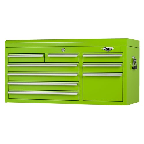 """Viper Tool Storage 41"""" Wide 9 Drawer Top Cabinet"""