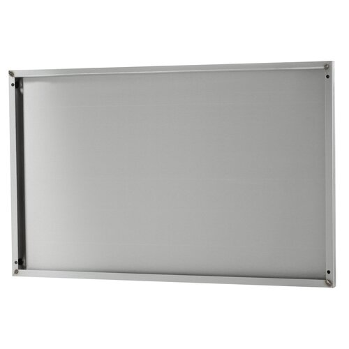 "Viper Tool Storage 36"" Magnet-Grade Stainless Steel Back Wall Panel"