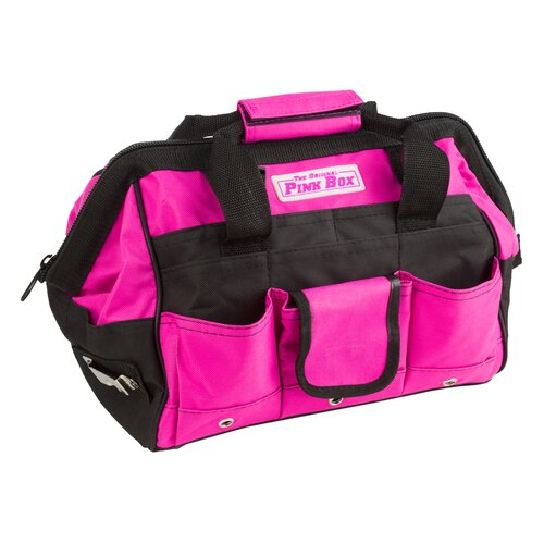 The Original Pink Box Tool Bag