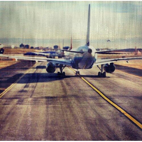 Carlyle Fine Art Transportation Taking Flight by Jordan Carlyle Graphic Art