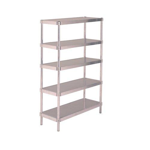 PVIFS Complete Shelving Unit, 5 Shelves