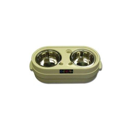 Raised Feeders Store-N-Feed Adjustable Dog Feeder