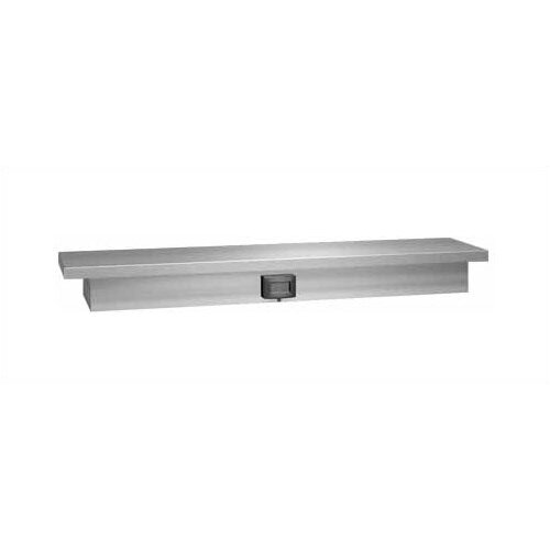 "American Specialties 17.38"" x 3.44"" Bathroom Shelf"