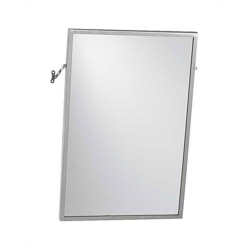 American Specialties  Adjustable Tilt Inter-Lok Wall Mirror