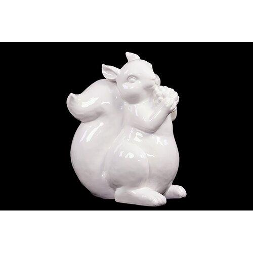 Ceramic Squirrel Decor