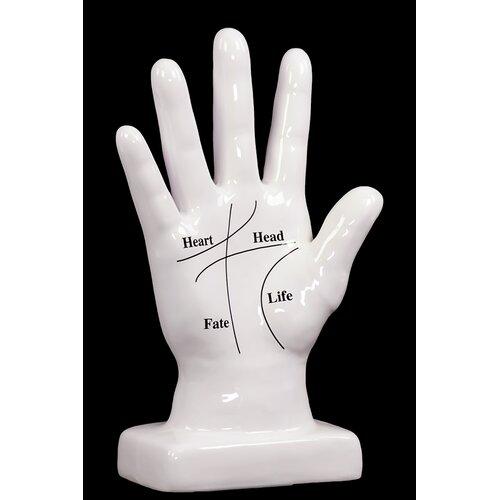 Ceramic Hand Decor