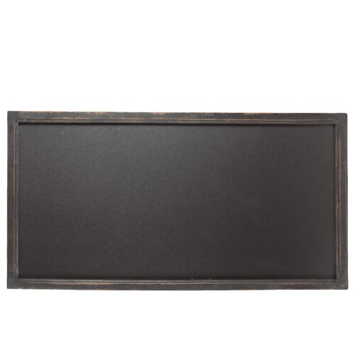 """Urban Trends Home and Garden Accents 1' 4"""" x 2' 8"""" Chalkboard"""