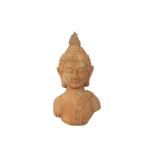 Urban Trends Stone Ware Buddha Head