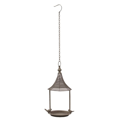 Urban Trends Decorative Bird Feeder