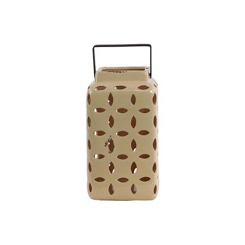 Urban Trends Ceramic Lantern