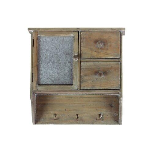 Urban Trends Wooden Cabinet