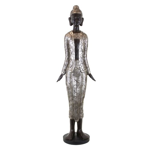 Resin Buddha Figurine