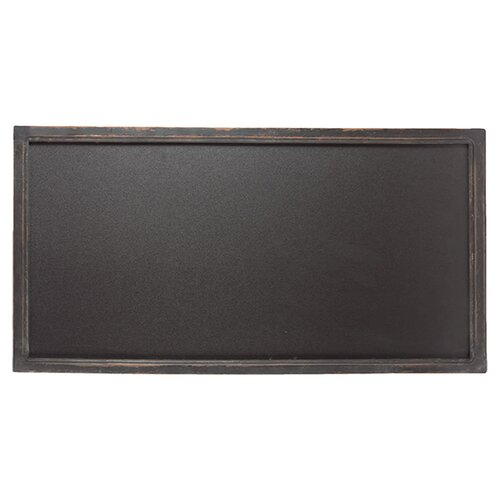 "Urban Trends Home and Garden Accents 1' 4"" x 2' 8"" Chalkboard"