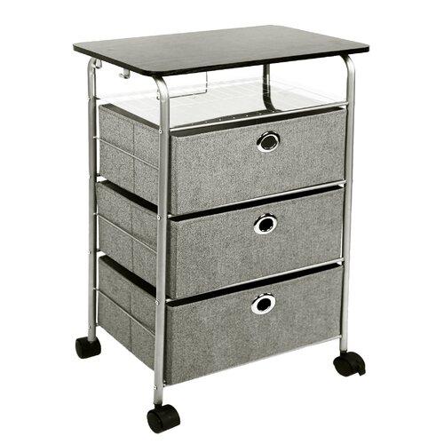 locking rolling cabinet wayfair. Black Bedroom Furniture Sets. Home Design Ideas