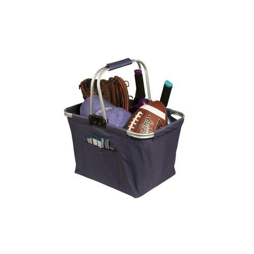 Richards Homewares Specialty Storage Flip'n Tote Shopping Basket