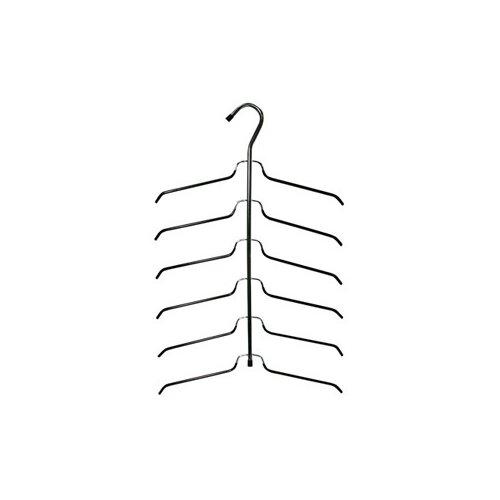 Richards Homewares Vinyl 6 Tier Blouse Tree Hanger
