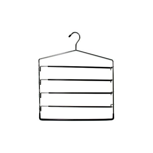 Vinyl 5 Tier Swing Arm Hanger