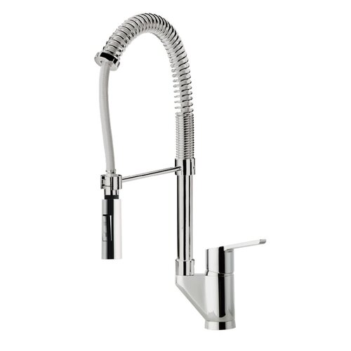 Roman Soler by Nameeks Aquanova Fly Deck Mount Bathroom Sink Faucet
