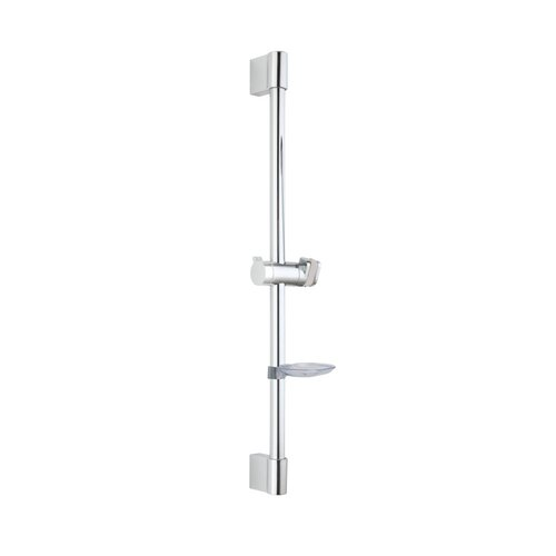 Roman Soler by Nameeks Sliding Rails Round Shower Slide Bar