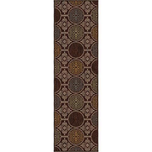 Harmony Brown Mazarin Rug