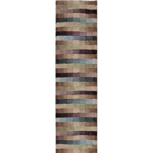 Orian Rugs Inc. Wild Weave Dynamic Rainbow Rug