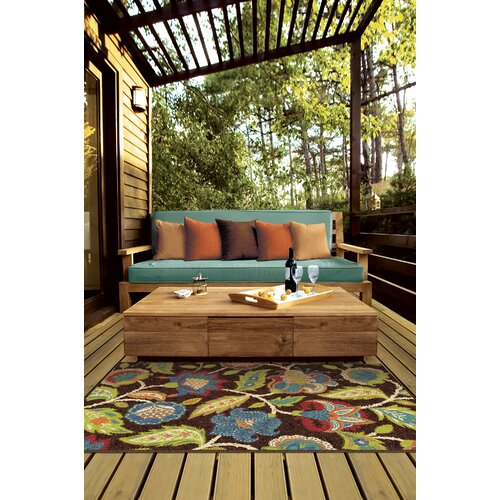 Orian Rugs Inc. Veranda Ethridge Outdoor Area Rug
