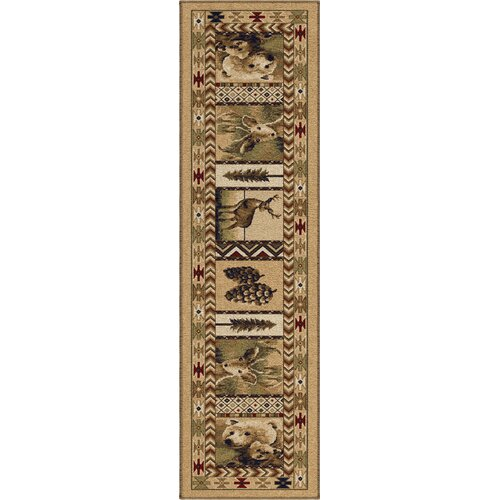 Oxford Praline High Country Rug