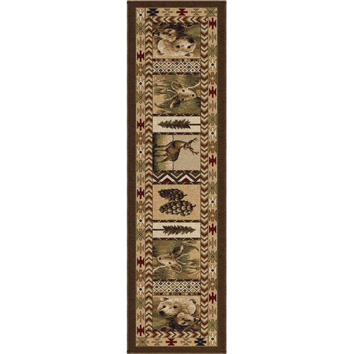 Oxford Sienna High Country Rug