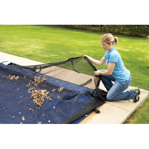 Dirt Defender Oval Leaf Net