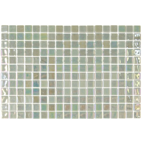 "Onix USA Opalo 1"" x 1"" Glass Frosted Mosaic in Menta"