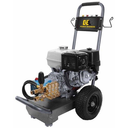4000 PSI 4 GPM Cold Water Cat Pump Pressure Washer