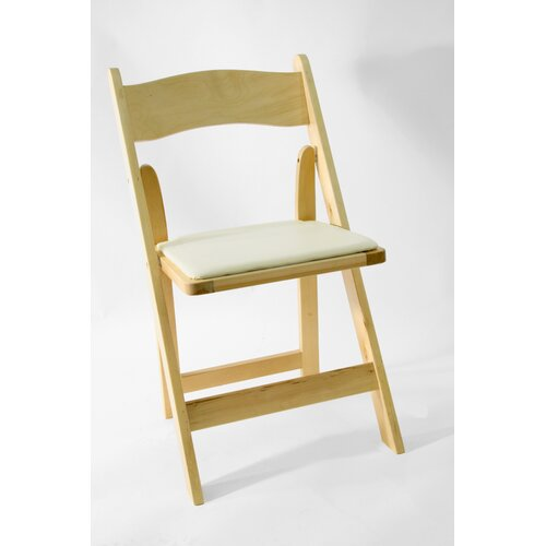Commercial Seating Products American Classic Wood Folding Chair