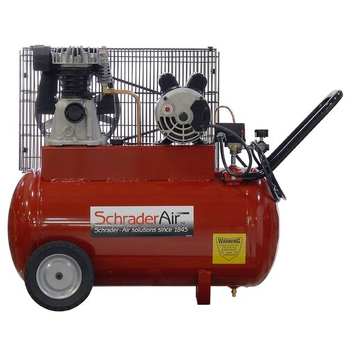 Schrader International 20 Gallon Prosumer Series Portable Air Compressor