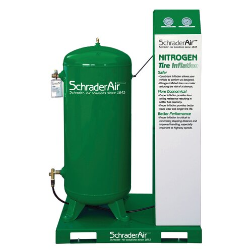 Schrader International Nitrogen Stationary Generator
