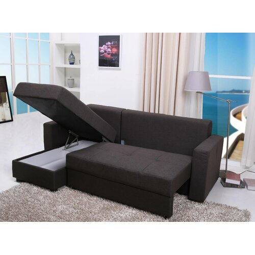 Casa 3 Seater Convertible Sofa Bed Wayfair Uk