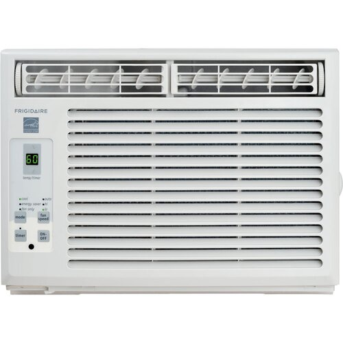 Frigidaire 5 000 btu energy star window mounted mini for 12 x 19 window air conditioner