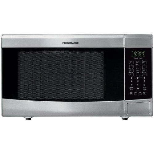 1.6 Cu. Ft. 1100W Built-In Microwave