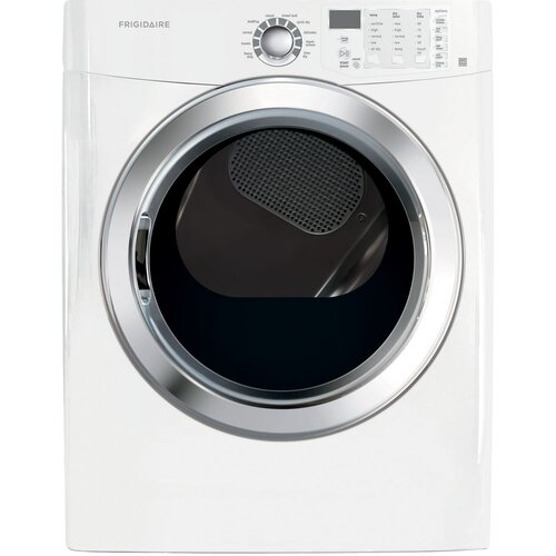 7 Cu. Ft. Electric Dryer with Ready Steam Technology