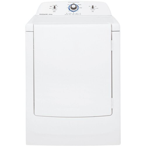 Affinity Series 7 Cu. Ft. Electric Dryer with Wrinkle Release Technology
