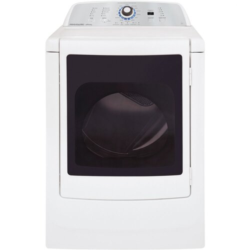 Affinity Series 7 Cu. Ft. Electric Dryer with DrySense Technology