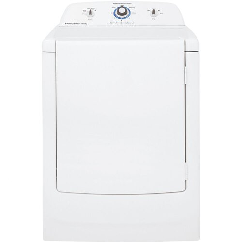 Affinity Series 7 Cu. Ft. Gas Dryer with Wrinkle Release Technology